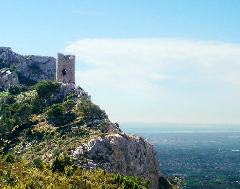 Castillo de Montornés Benicàssim