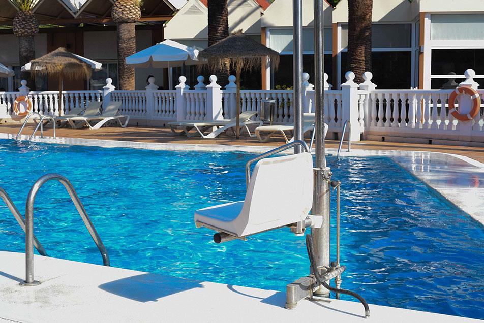 Adaptabilidad piscina