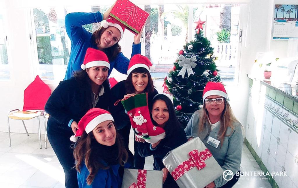 Feliz Navidad, hacemos balance del 2019 en Bonterra Park