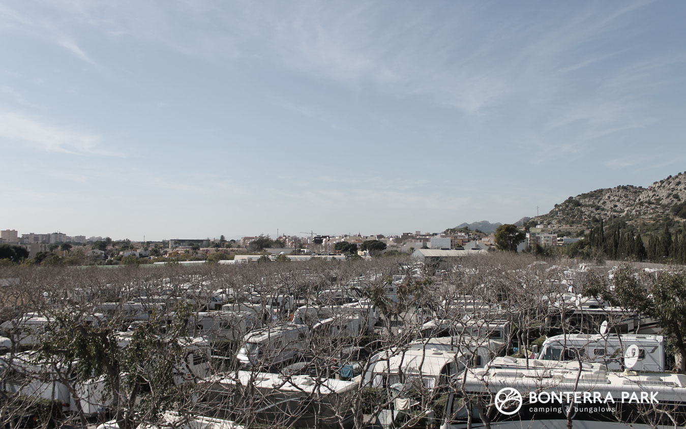 Situación actual en Bonterra Park por el coronavirus COVID-19