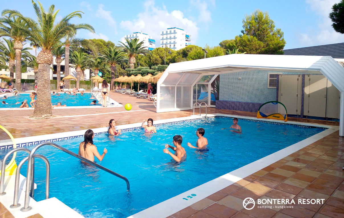Actividades animación Bonterra Resort