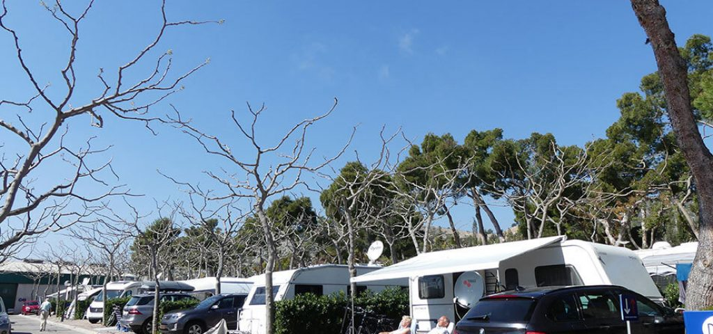 Parcela Estándar Oro camping Benicàssim