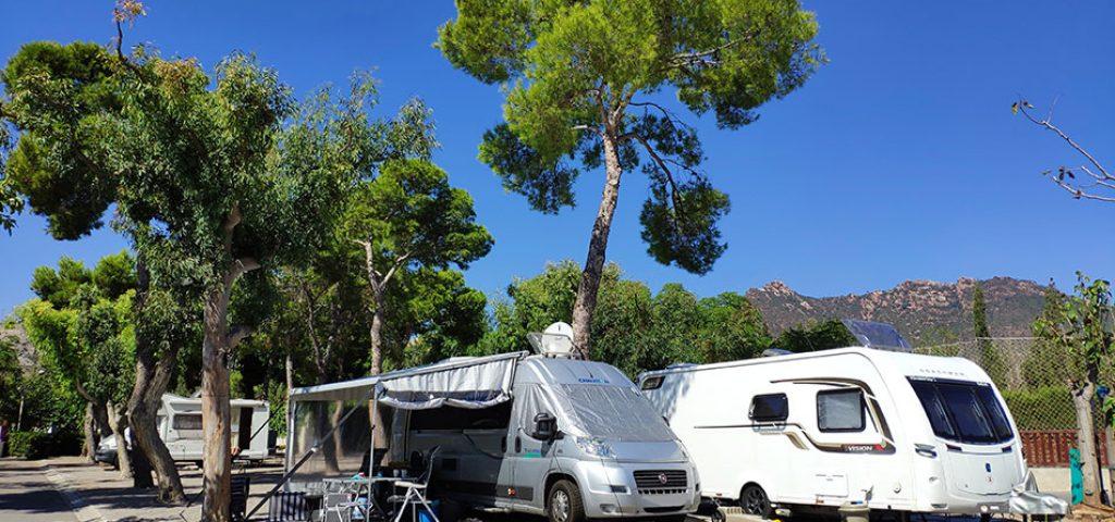 Parcela Estándar Estándar camping Benicàssim